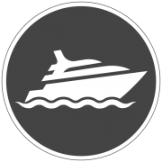 Boat graphic